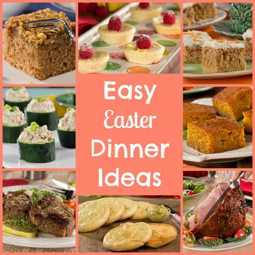 Easter Dinner For 2  Easter Dinner Ideas 30 Healthy Easter Recipes
