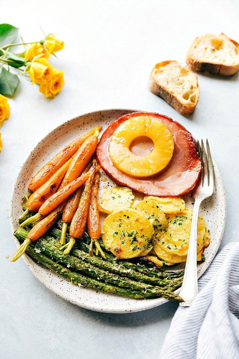 Easter Dinner For 2  e Hour Easter Dinner Chelsea s Messy Apron