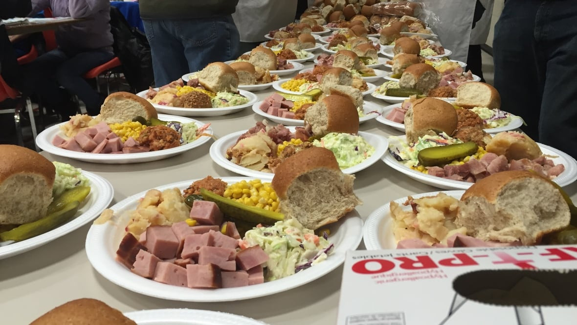 Easter Dinner For One  Where to find free Easter meals in Ottawa this holiday