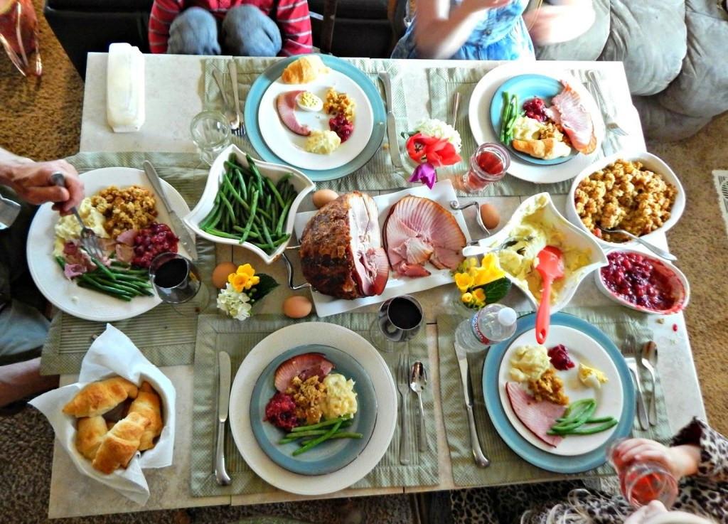 Easter Dinner For One  5 Ways to Make Your Easter Dinner More Memorable Melissa
