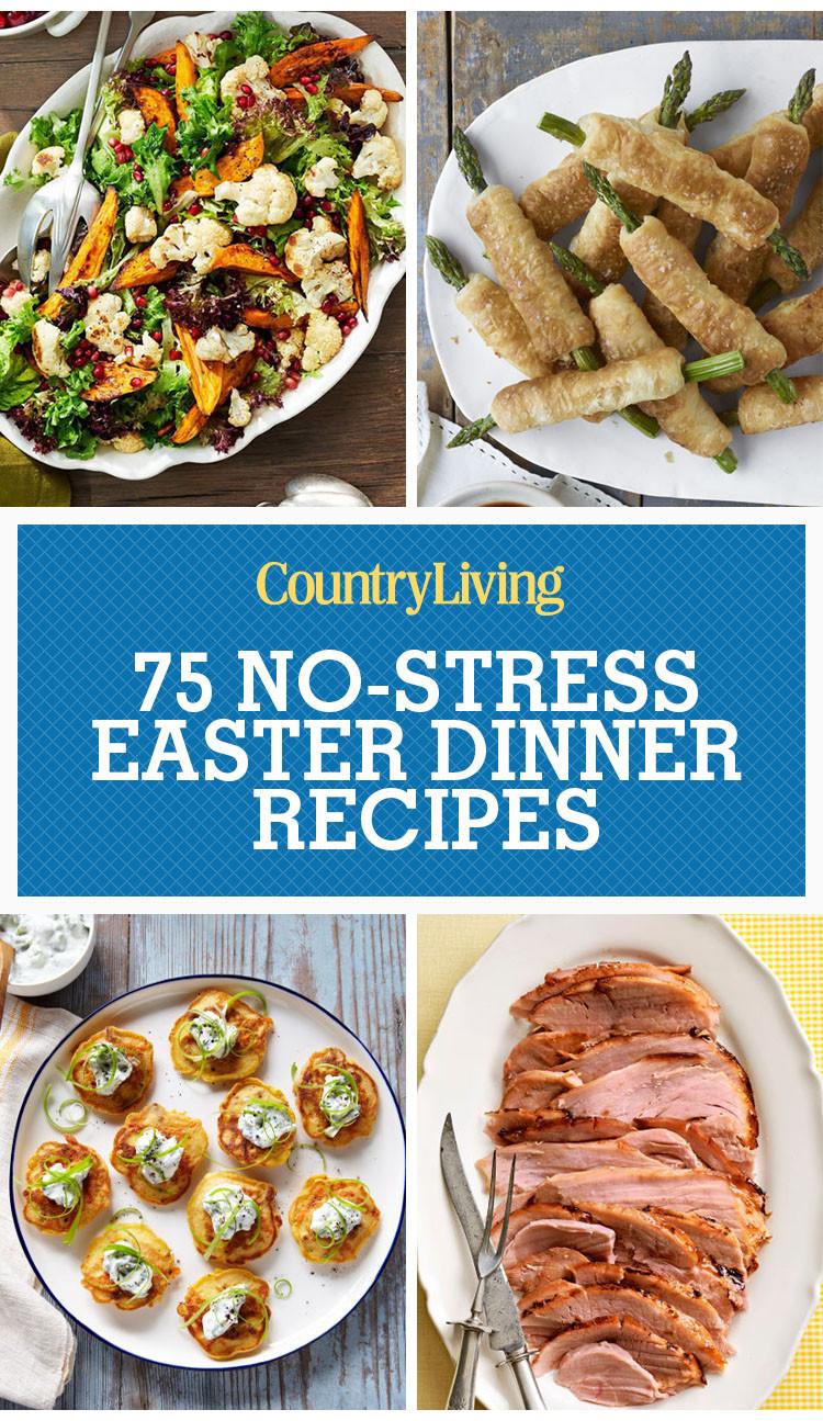 Easter Dinner Menu  70 Easter Dinner Recipes & Food Ideas Easter Menu