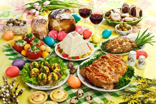 Easter Dinner Menu Traditional  TRADITIONAL EASTER IN SLOVAKIA TRADITION MENU & VOCAB