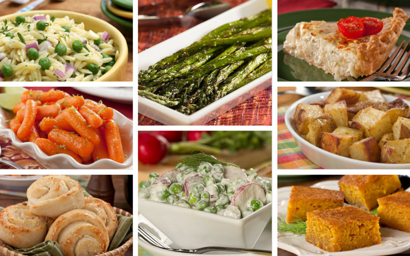 Easter Dinner Menu Traditional  Recipes for a Traditional Easter Dinner Mr Food s Blog