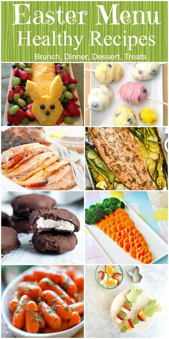 Easter Dinner Menus Ideas  Low Fat Easter Menu Ideas Anal Glamour