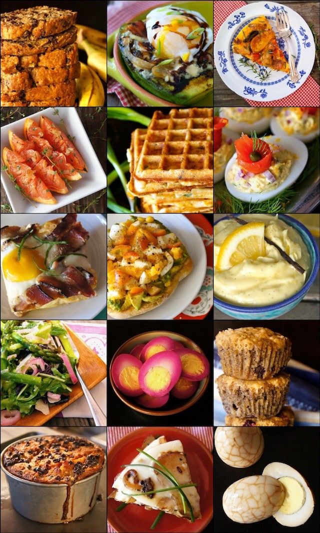Easter Dinner Menus Ideas  15 Over The Top Delicious Easter Brunch Menu Ideas
