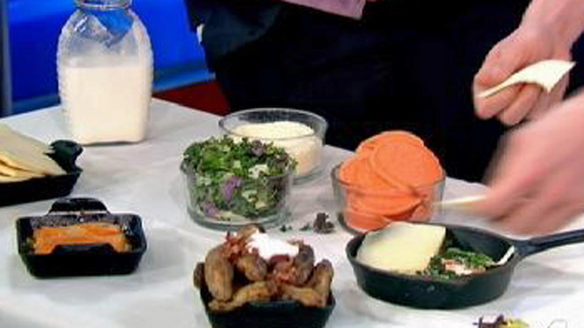 Easter Dinner Nyc  Easter Dinner Ideas NBC New York