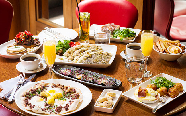 Easter Dinner Nyc  The Three Best Easter Brunch Menus in NoMad NYC