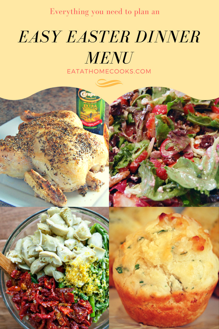 Easter Dinner Pictures  Everything you need for an amazing and easy Easter Dinner