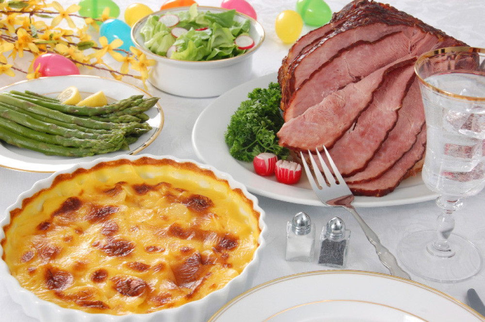 Easter Dinner Pictures  Jerry s Foods