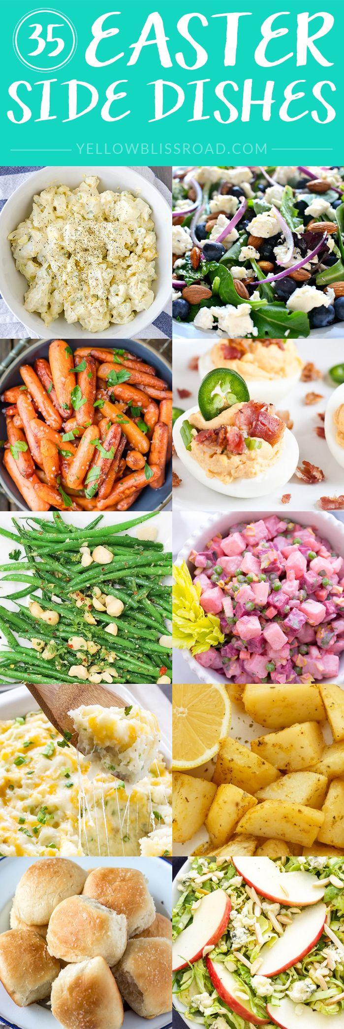 Easter Dinner Sides With Ham  Best 25 Easter ideas on Pinterest
