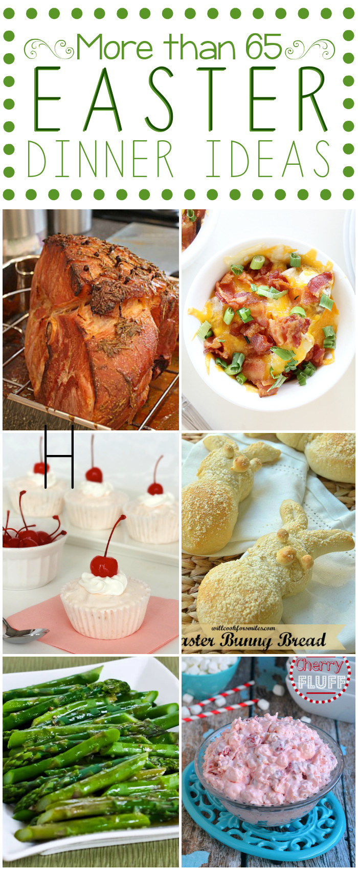 Easter Dinner Suggestions  Easter Dinner Ideas Round Up Mom s Test Kitchen