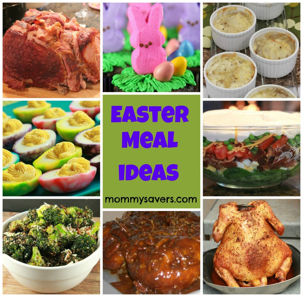 Easter Dinner Suggestions  Easter Meal Ideas Mommysavers