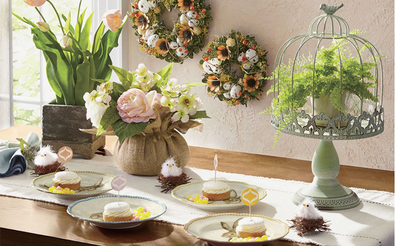 Easter Dinner Table Decorations  Easter Table Decoration Ideas