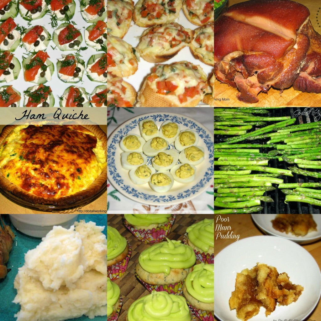 Easter Dinners Simple  Easy Easter Dinner or Brunch Ideas Do It All Working Mom
