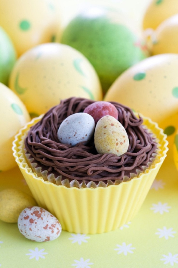 Easter Egg Cupcakes  Top 10 Cutest Easter Cupcakes Top Inspired