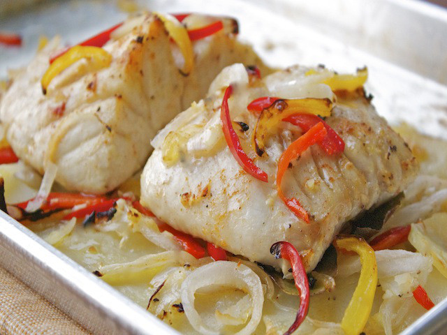 Easter Fish Recipes  Latin recipes for Holy Week