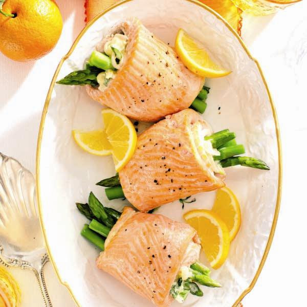 Easter Fish Recipes  Easter menu Chic three course lunch Chatelaine