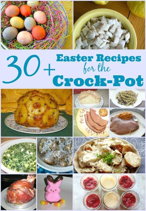 Easter Ham Crock Pot Recipes  30 Easter Recipes For The Crock Pot Crock Pot La s
