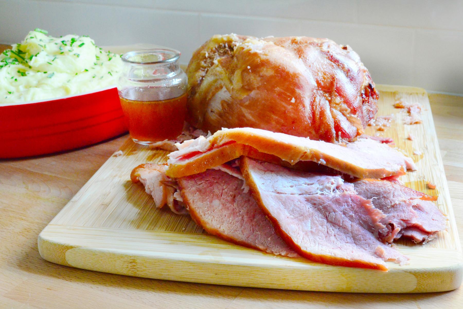 Easter Ham Crock Pot Recipes  Crock Pot Ham for the Easiest Easter Ever