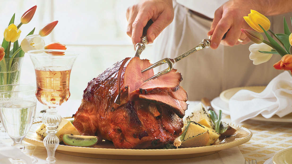 Easter Ham Dinner  How to Master the Easter Ham Southern Living