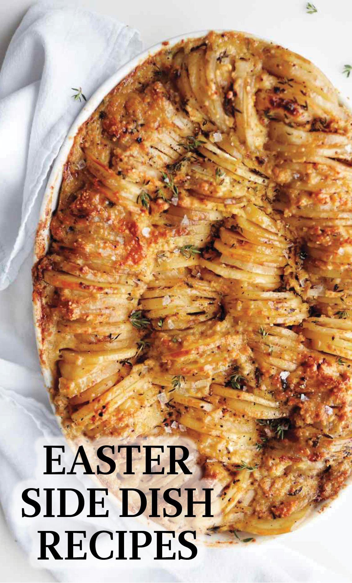 Easter Ham Side Dishes  12 Spring Side Dish Recipes for Easter Ham