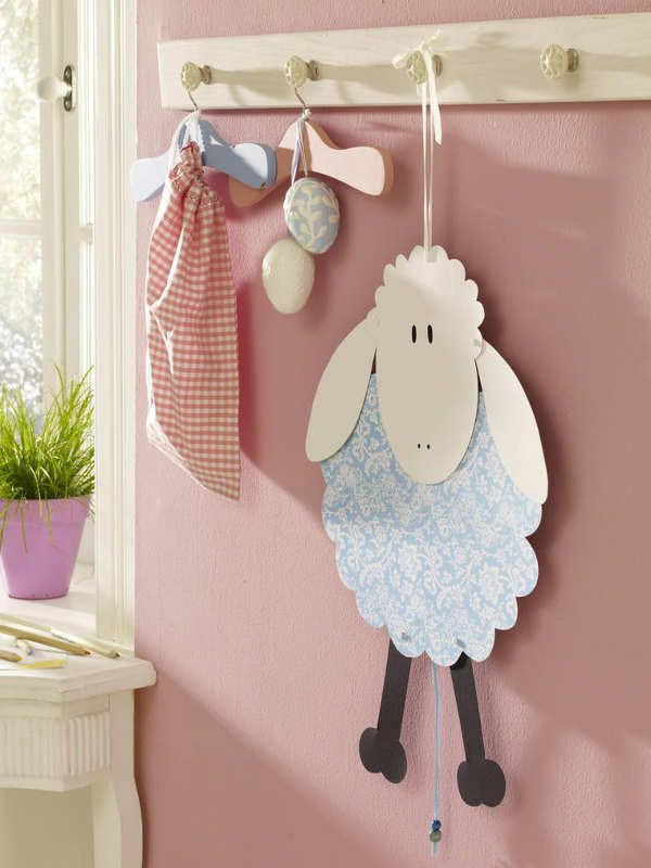 Easter Lamb Decorations  45 best images about Kids on Pinterest