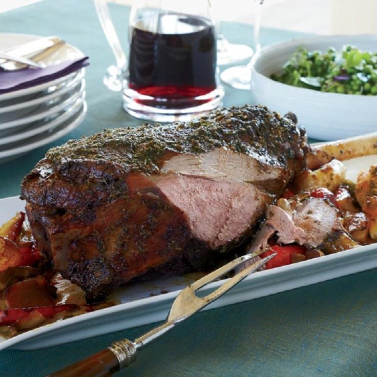 Easter Leg Of Lamb  Top 10 Best Easter Dinner Recipes Top Inspired