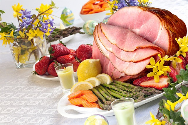 Easter Menu Ham  Holiday Tips The Easy Solution to Perfect Easter Ham