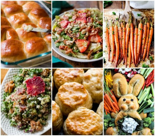 Easter Sides With Ham  50 Easter Menu Recipes Sallys Baking Addiction