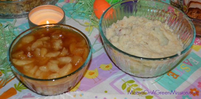 Easter Sides With Ham  Five Tips for Surviving Easter Dinner with Kids