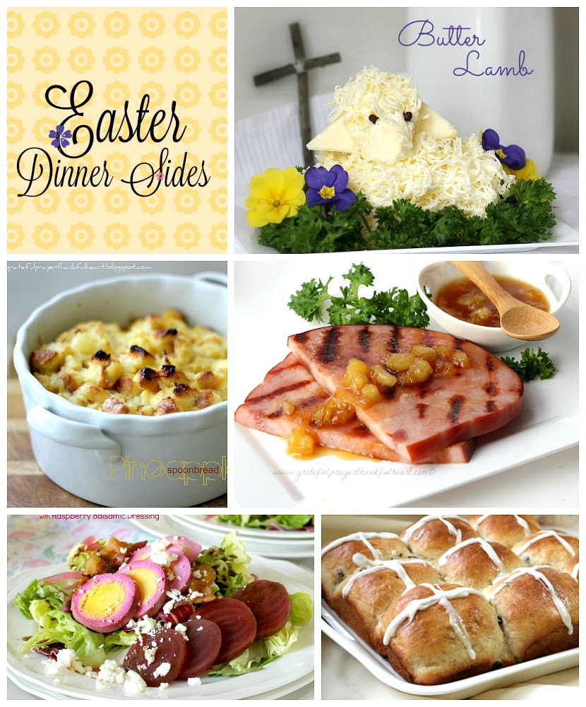 Easter Sides With Ham  Ham Dinner Sides House Beautiful House Beautiful