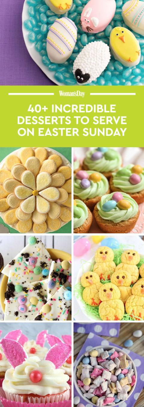 Easter Sunday Desserts  48 Best Easter Desserts Easy Ideas for Easter Dessert