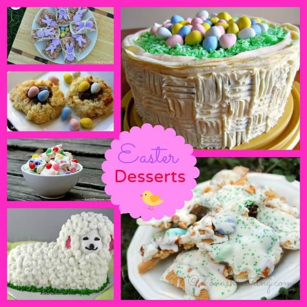 Easter Sunday Desserts  Easter Desserts Simply Stacie