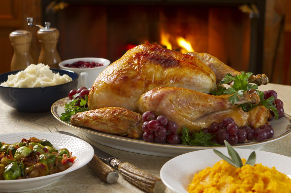 Easter Turkey Dinner  Thanksgiving 2018 HISTORY