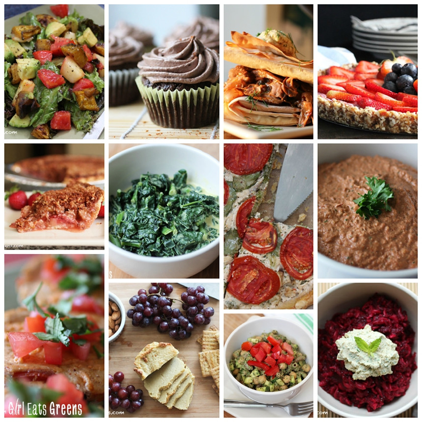 Easter Vegetarian Recipes  12 Vegan Recipes to Win Easter Brunch