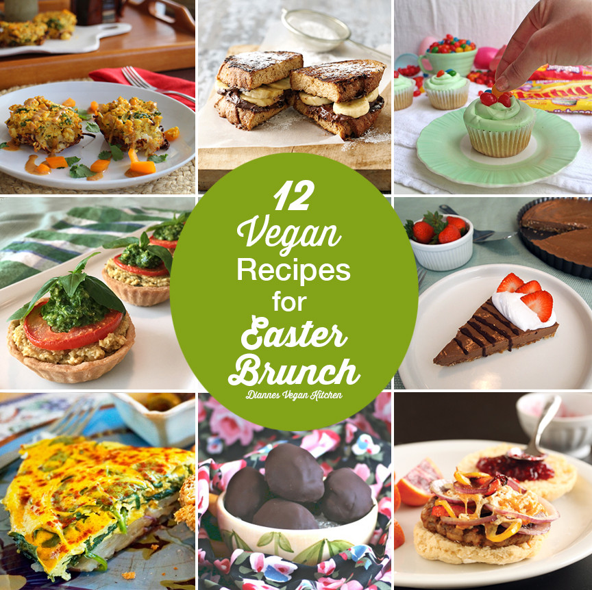 Easter Vegetarian Recipes  12 Vegan Recipes for Easter Brunch Dianne s Vegan Kitchen