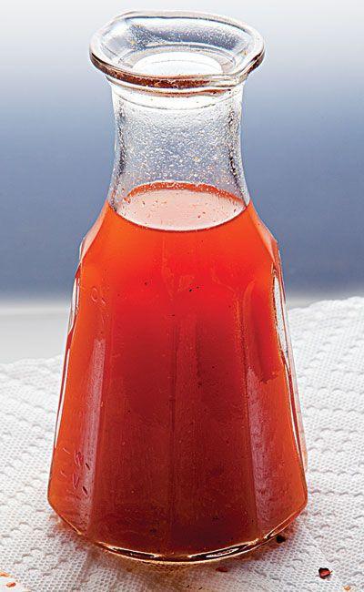 Eastern Bbq Sauce  Eastern North Carolina Sauce Recipe – Scott Roberts Hot