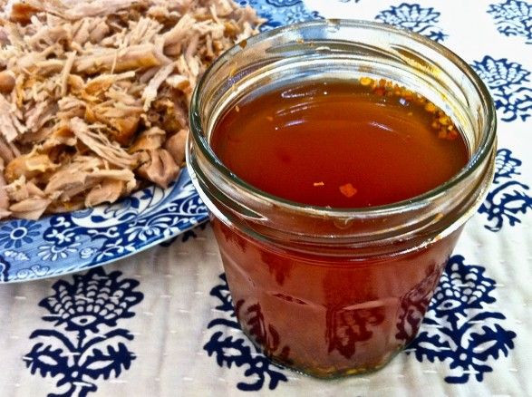 Eastern Bbq Sauce  Eastern North Carolina Barbecue Sauce Recipe — Dishmaps