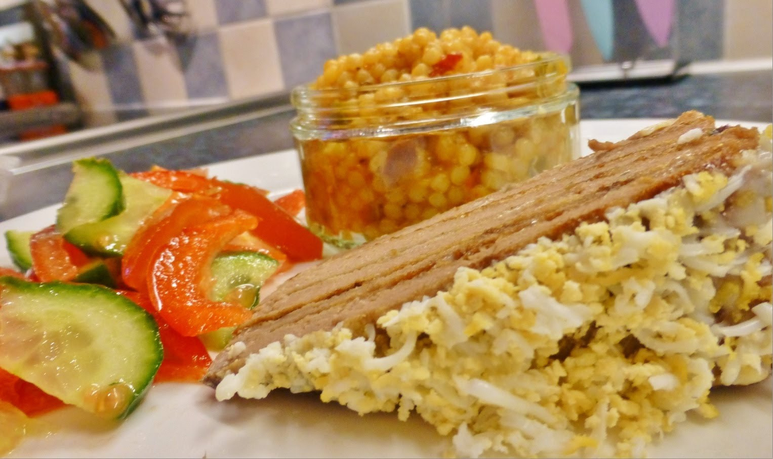 Eastern European Recipes  Eastern European style cooking Chicken Layered Liver Cake