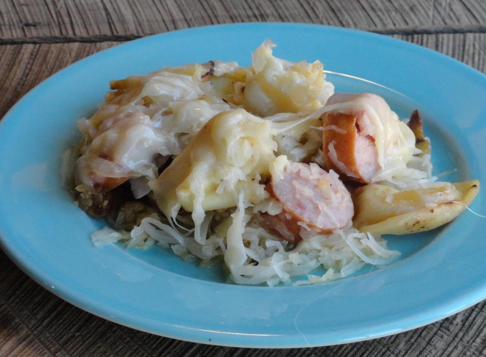 Eastern European Recipes  Eastern European Skillet Recipe