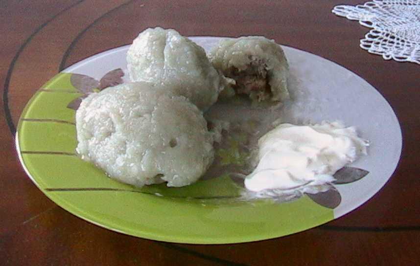 Eastern European Stuffed Dumplings  Dumpling