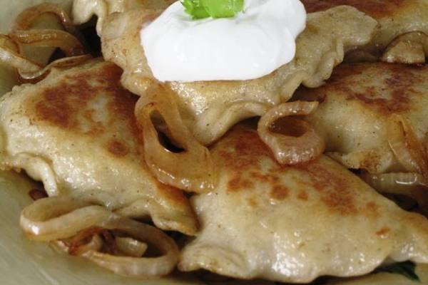 Eastern European Stuffed Dumplings  gluten free Eastern European dumpling recipe