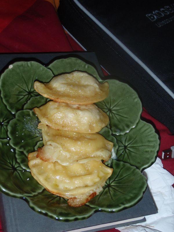 Eastern European Stuffed Dumplings  Pierogies Polish stuffed dumplings A Jersey Girl in