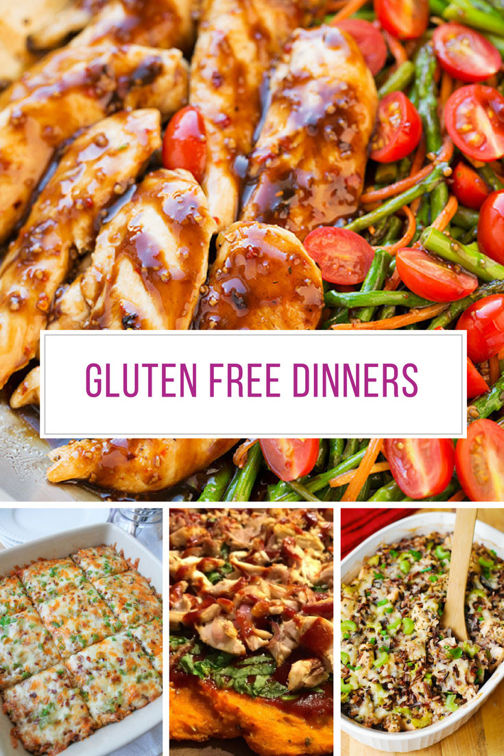 Easy Dairy Free Dinners  12 Easy Gluten Free Dinner Recipes Your Family Will Love