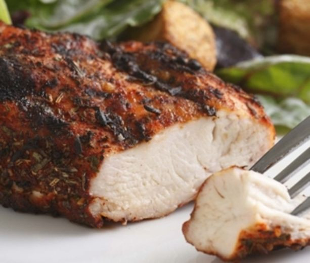 Easy Diabetic Dinner Recipes For Two  Paprika Herb Rubbed Chicken and other easy recipes for