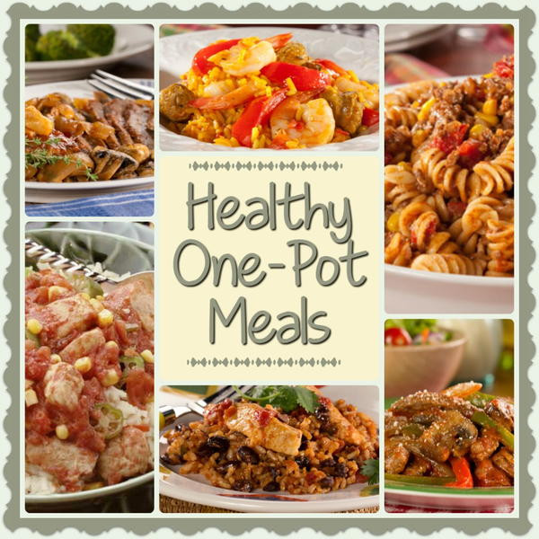 Easy Diabetic Dinners  Healthy e Pot Meals 6 Easy Diabetic Dinner Recipes