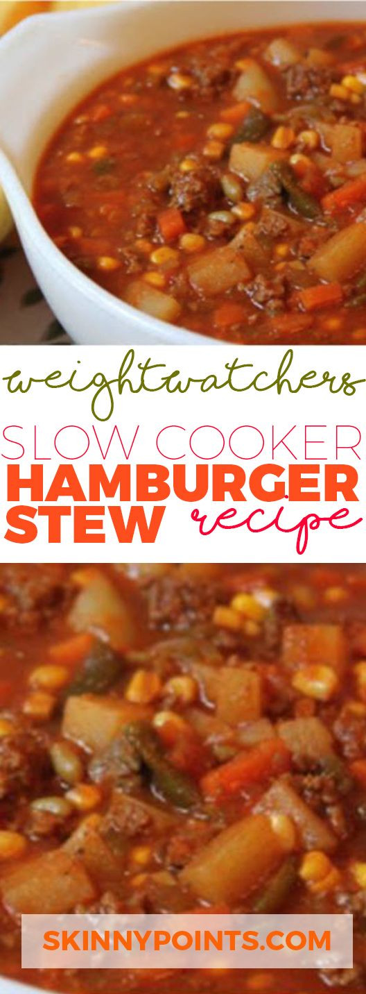 Easy Diabetic Slow Cooker Recipes  Best 25 Weight watchers chili ideas on Pinterest