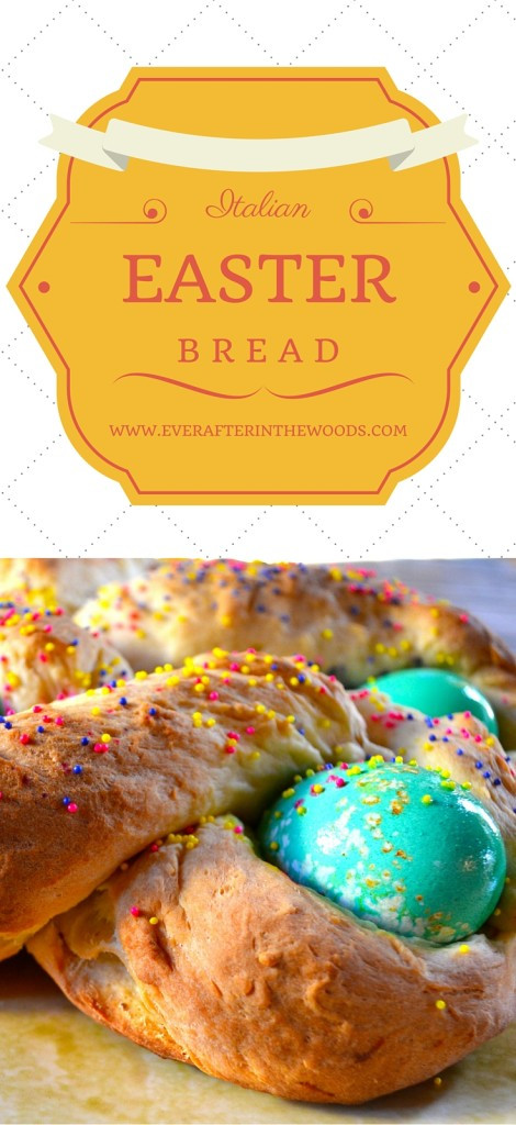 Easy Easter Bread Recipe  Easy Easter Bread Recipe Ever After in the Woods