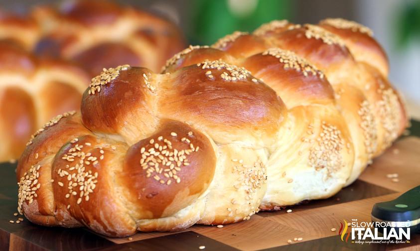 Easy Easter Bread  Italian Easter Bread