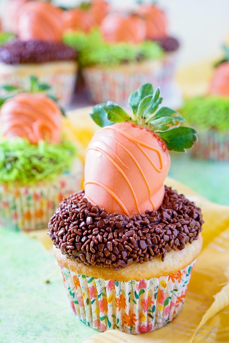 Easy Easter Cupcakes  Easy Easter Cupcakes Sugar & Soul